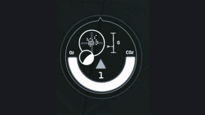 Starfield - Benutzerinterface