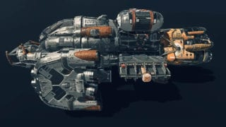 Starfield - Ist das das Raumschiff in Starfield?