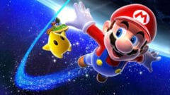 Super Mario Galaxy Nintendo Switch