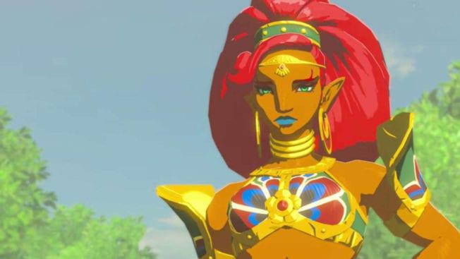 Urbosa Cosplay Zelda