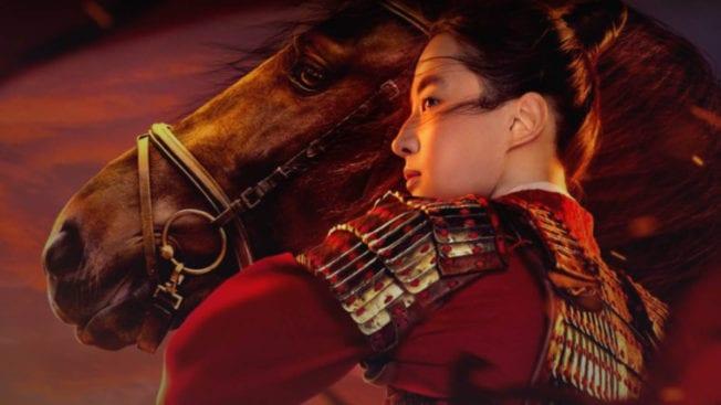 VIP Zugang Mulan starten Disney Plus
