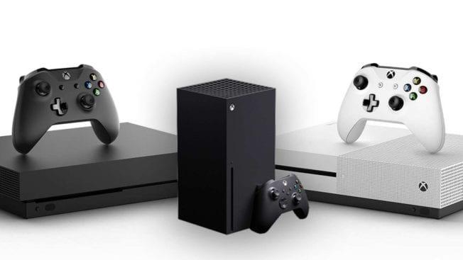 Xbox Series X vs Xbox One X