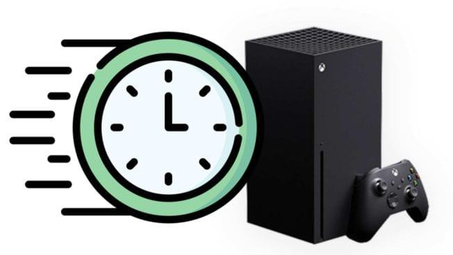 Xbox Series X - Ladezeiten