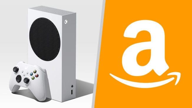 Xbox Series S bei Amazon vorbestellen!