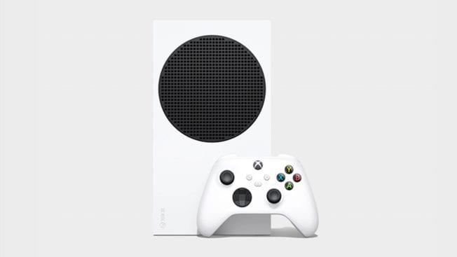 Xbox Series S Innenseite