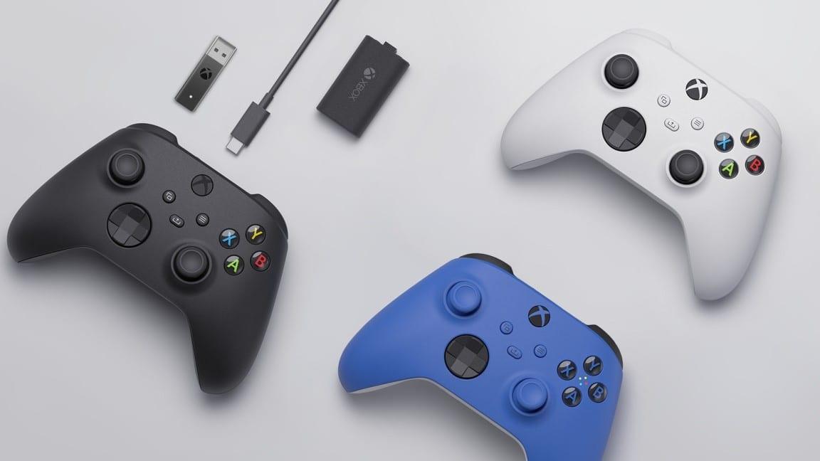 Xbox Series X Zubehör Controller