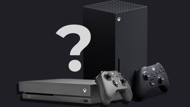 Xbox Series X Xbox One X Verwechselung