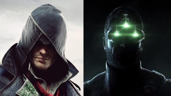 Assassins Creed Splinter Cell VR Virtual Reality