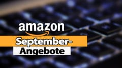 September Angebote bei Amazon