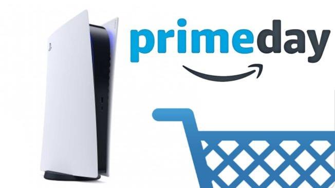 Amazon Prime Day 2020 - PS5