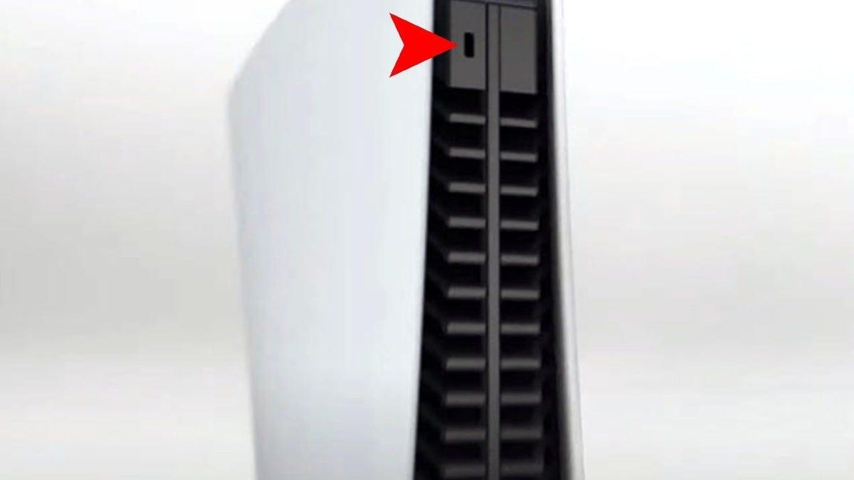 PS5 Anschluss