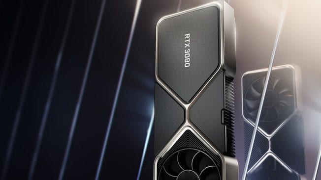 Nvidia GeForce RTX 3080 Preorder