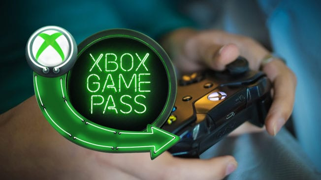 Xbox Game Pass Abonnenten