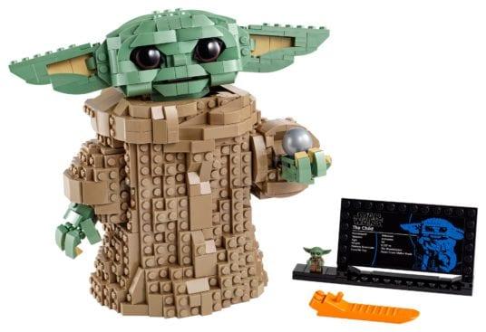 Lego Star Wars Baby Yoda LEGO Bauset 75318