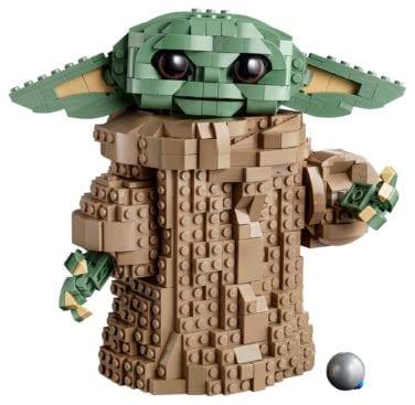 Lego Star Wars - Baby Yoda als Bauset 75318