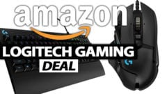 Amazon Logitech Tastatur Maus Gaming