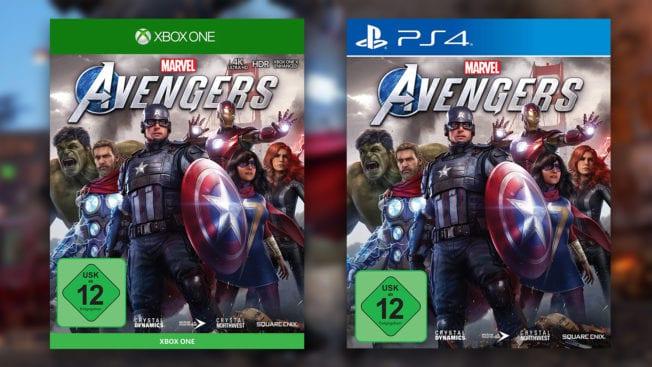 Marvel's Avengers kaufen