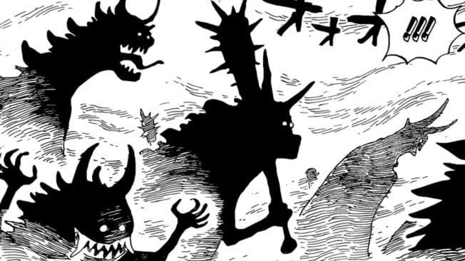 One Piece, Manga. Die Numbers.