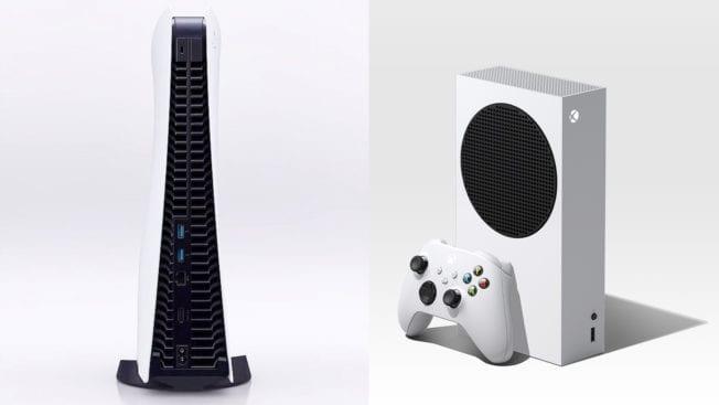 PS5 Light wie Xbox Series S