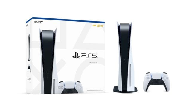 PS5 Box Standard Design