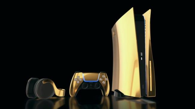 PS5 Gold Pre Order Vorbestellung Start