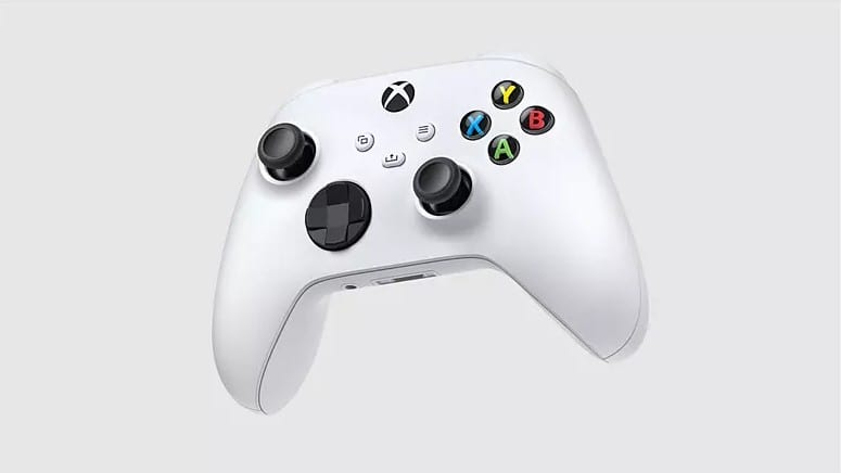 Xbox Series X Wireless Controller in weiß