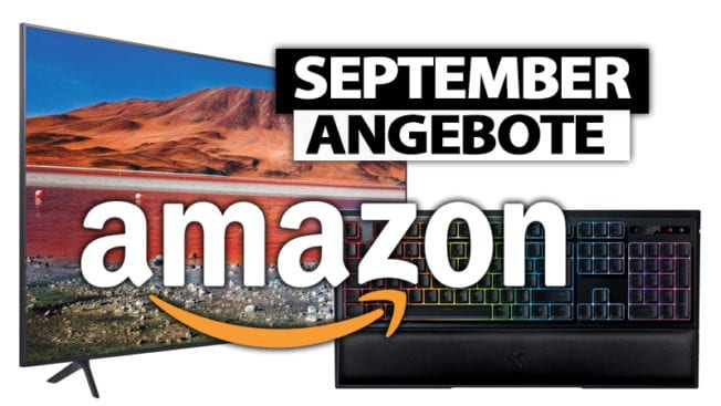 Amazon Angebote September 2020