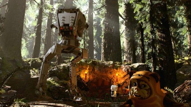 LEGO Star Wars: Die Skywalker Saga Ewok