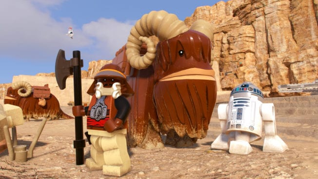 LEGO Star Wars: Die Skywalker Saga R2D2