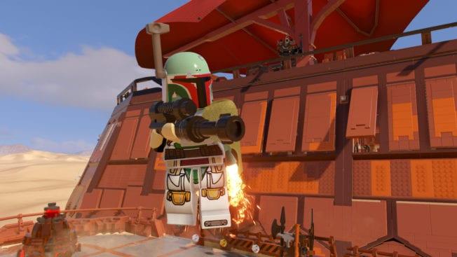 LEGO Star Wars: Die Skywalker Saga Boba Fett