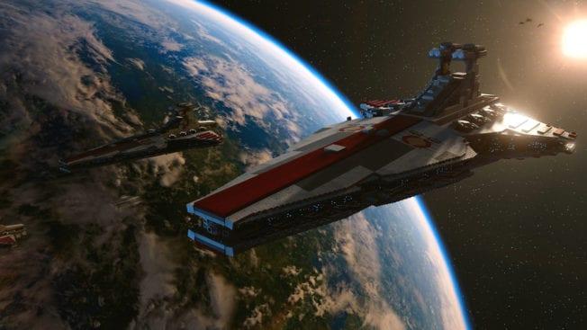 LEGO Star Wars: Die Skywalker Saga Planeten