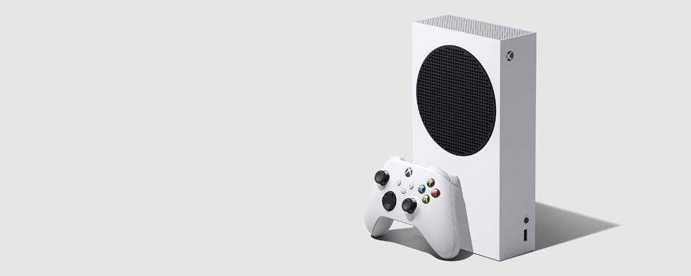 Xbox Series S Microsoft Produkt