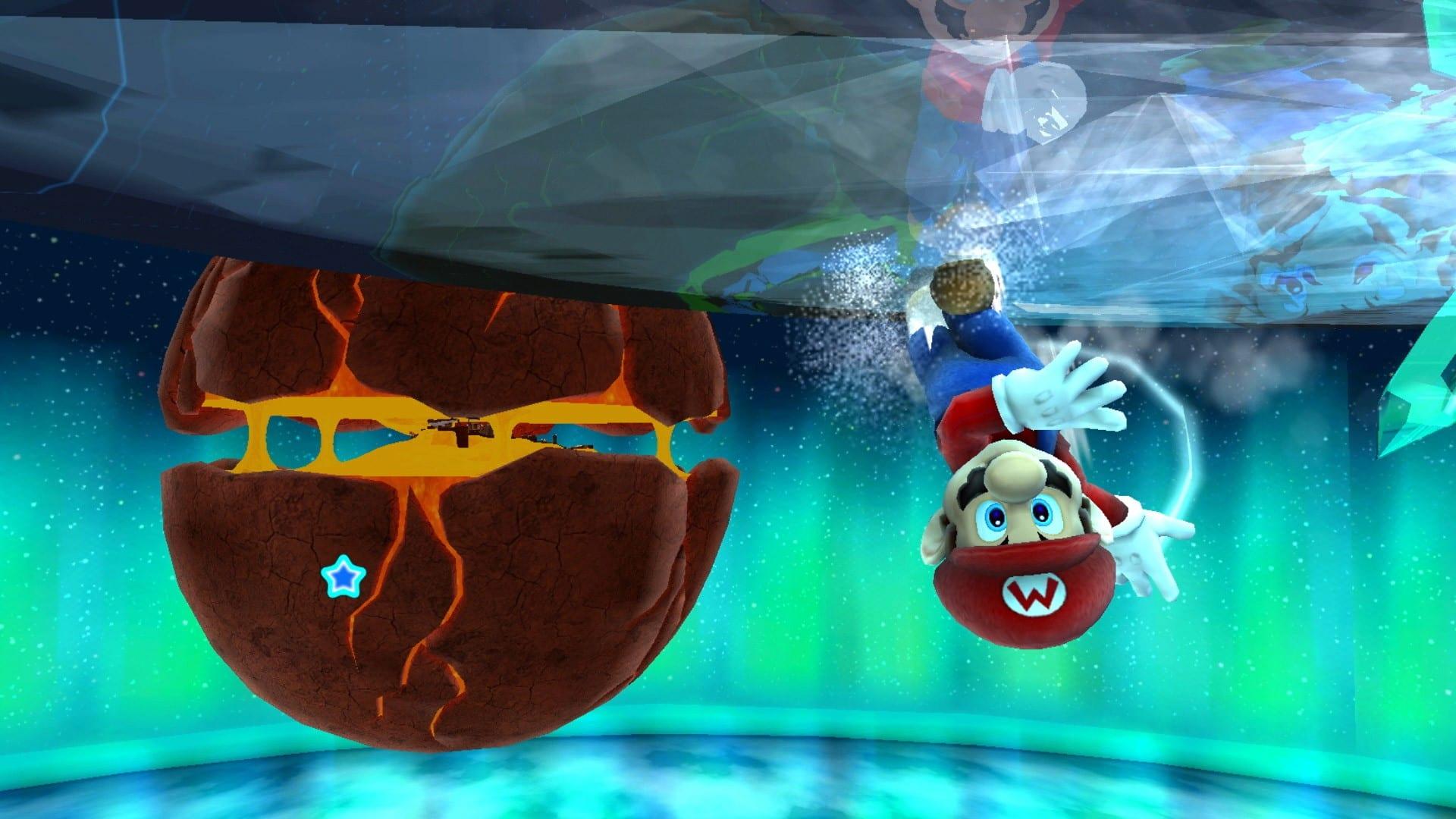 Super Mario 3D Allstars Galaxy