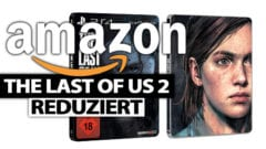 Amazon reduziert The Last of Us 2 Steelbook