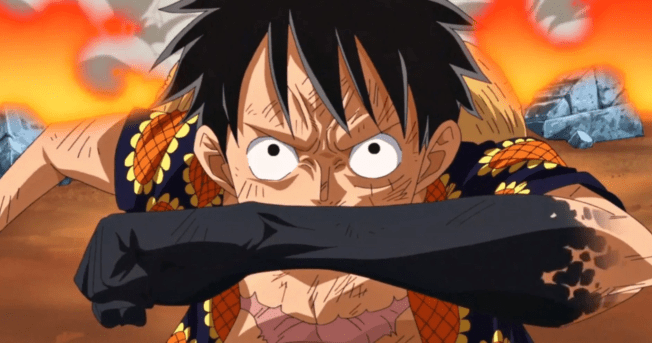 One Piece, Episode 945, Rüstungshaki