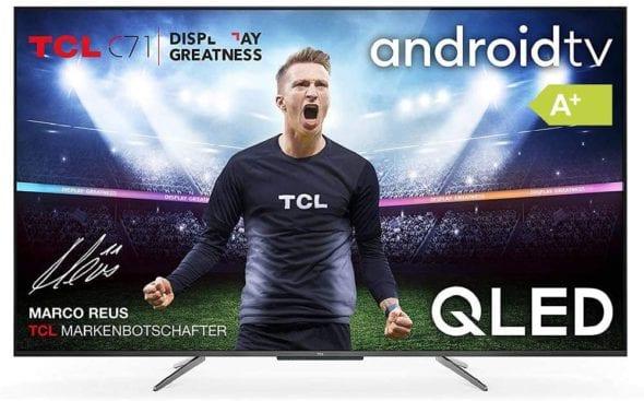 Xbox Series X, günstige Fernseher: TCL QLED C71