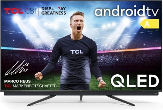 Xbox Series X, günstige Fernseher: TCL C81