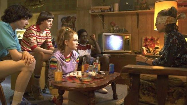 Stranger Things Staffel 4 Set Fotos