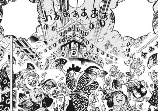 One Piece, Manga, Kapitel 993
