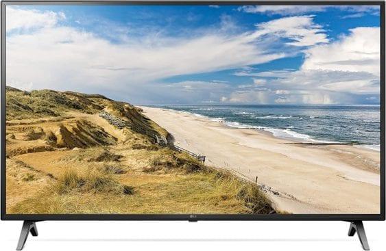 Xbox Series X, günstige Fernseher: LG 55UM71007LB