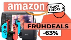 Amazon Black Friday 2020 Frühangebote