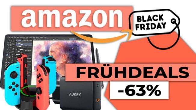 Amazon Black Friday 2020 Frühangebote