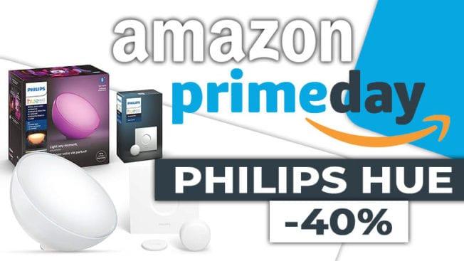 Amazon Prime Day 2020 mit Philips Hue