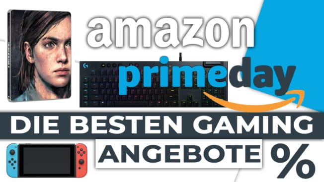 Amazon Prime Day 2020 Gaming Angebote