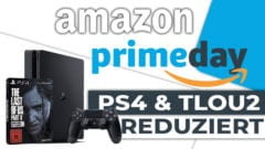 Amazon Prime Day PS4 The Last of Us 2 Angebot