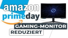 Amazon Prime Day Gaming Monitor Samsung Deal