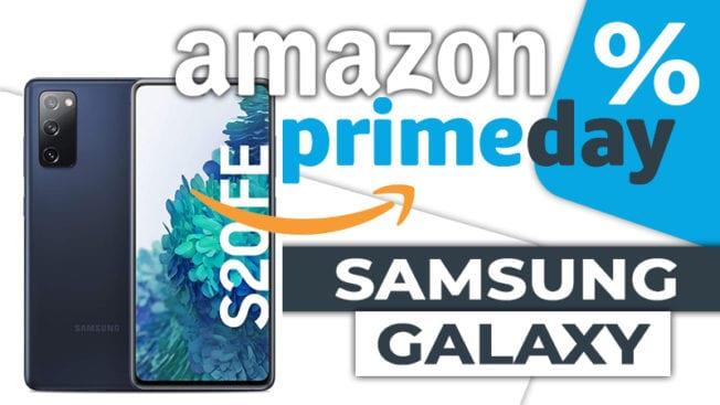 Amazon Prime Day Samsung Galaxy Smartphones