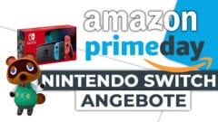 Amazon Prime Day 2020 Nintendo Switch Angebote