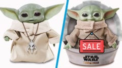 Baby Yoda Star Wars Merch günstiger