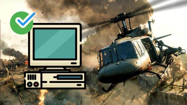 Call of Duty Black Ops Systemanforderungen minimal und empfohlen